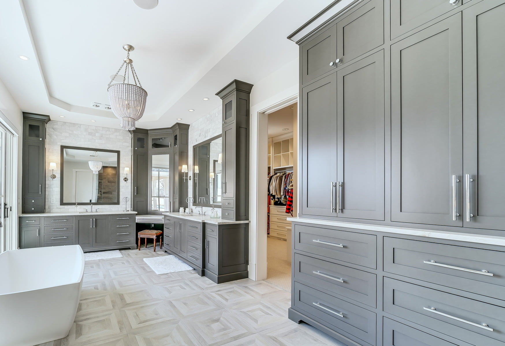 Capozzi Design Group Bathroom