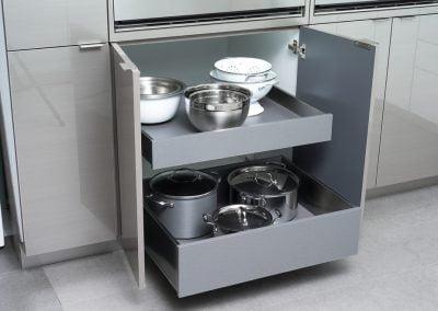 Capozzi Design Group Kitchen Dura Supreme