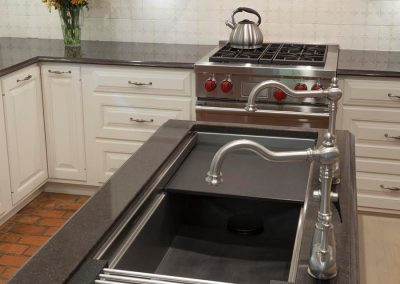 Capozzi Design Group Hunting Valley Traditional Kitchen