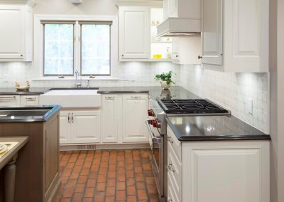 Capozzi Design Group Traditional Kitchen