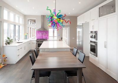 Capozzi Design Group Transitional Kitchen